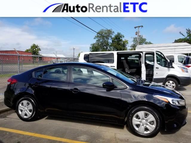 Car Rental Lafayette La >> Used 2018 Kia Forte Lx 6m For Sale In Lafayette La 70503