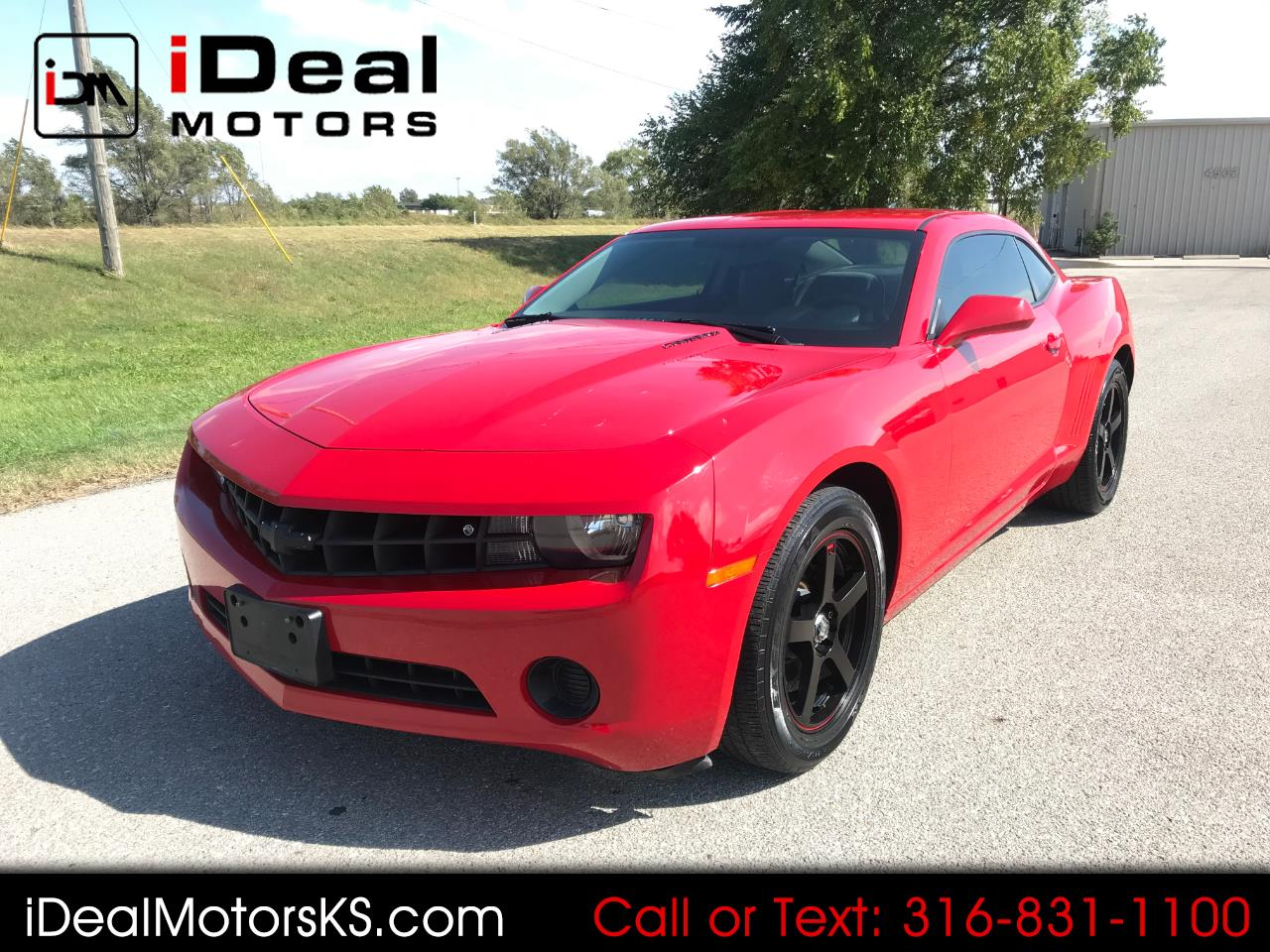 2011 Chevrolet Camaro LS Coupe