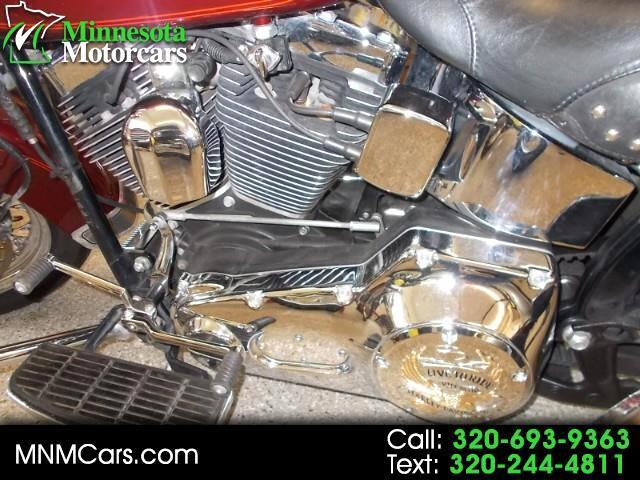 2000 Harley-Davidson FLSTC