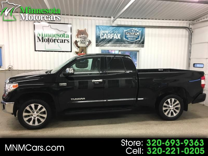 2017 Toyota Tundra Limited 5.7L FFV Double Cab 4WD