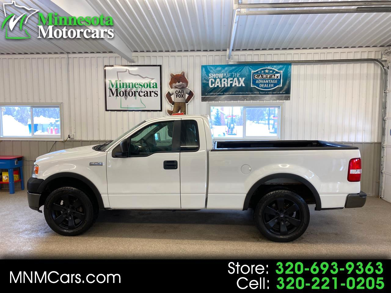 Ford F-150 XL 2WD Reg Cab 6.5' Box 2008