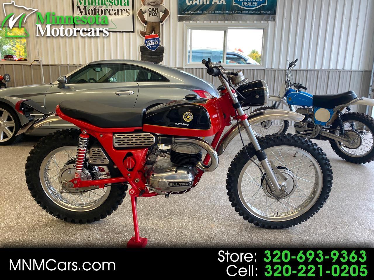 Bultaco Matador  1968