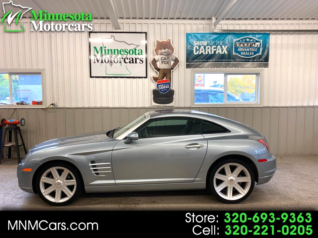 Chrysler Crossfire 2dr Cpe Limited 2004