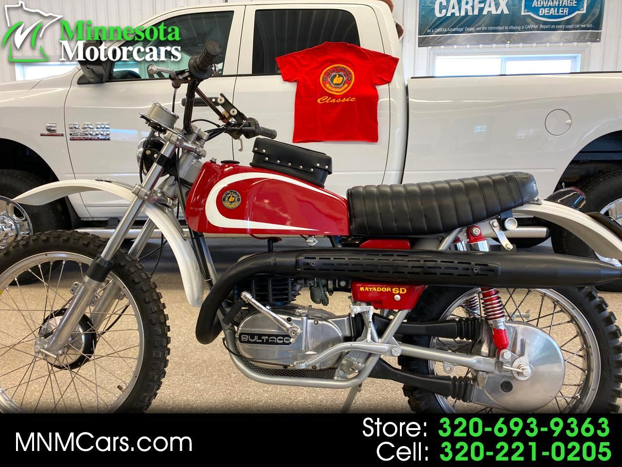 Bultaco Matador  1974