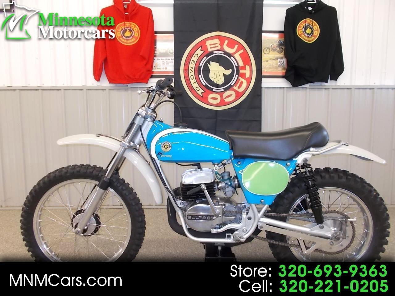 Bultaco Pursang  1974