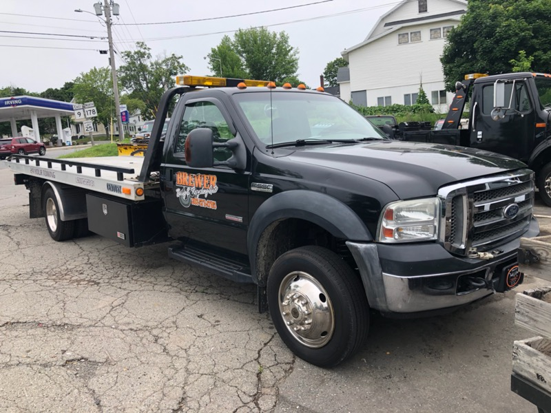 Ford F-550 Regular Cab 2WD DRW 2006