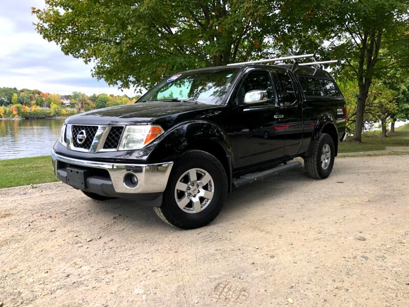 Nissan Frontier LE King Cab 4WD 2006