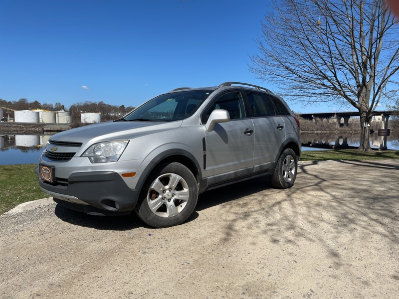 Chevrolet Captiva Base 2013