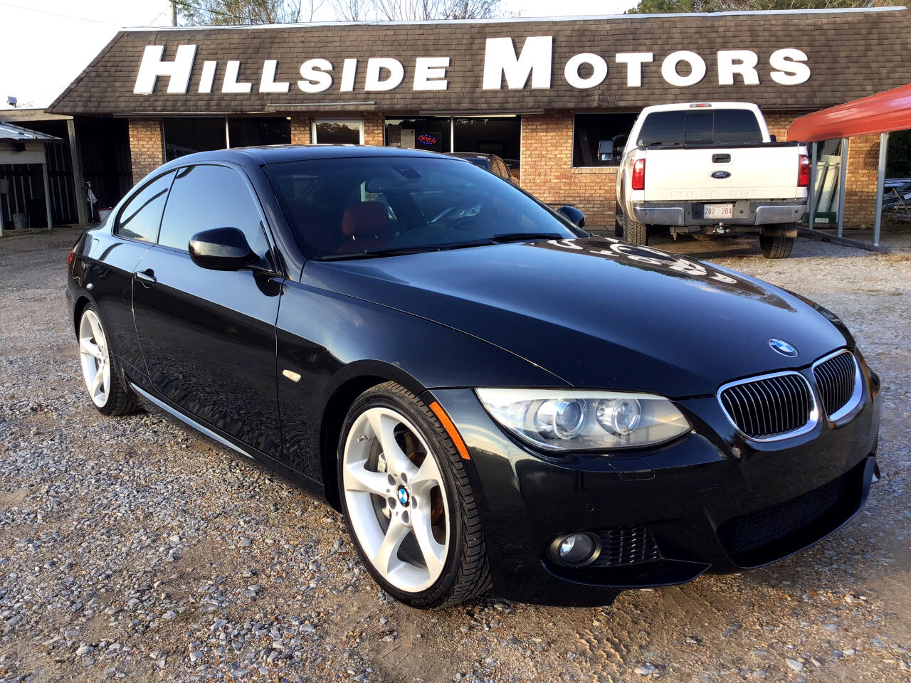 2012 BMW 3-Series 335i Coupe M Sport