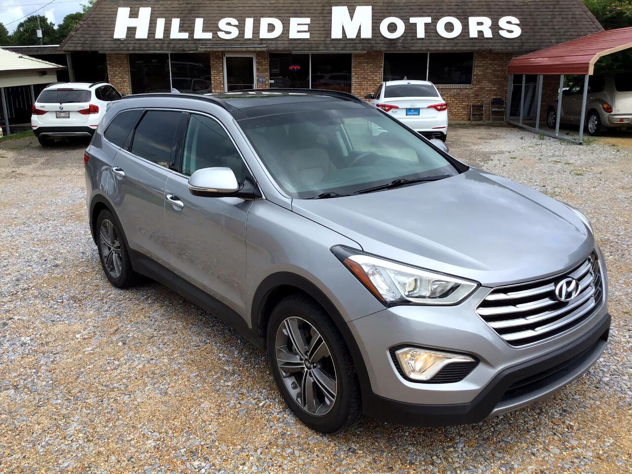 Hyundai Santa Fe Limited FWD 2014