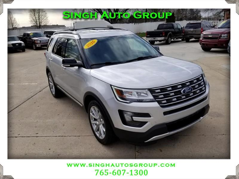 Ford Explorer XLT 4WD 2016