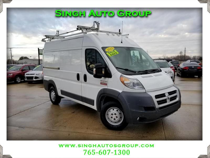 """RAM Promaster 2500 High Roof w/136"""" WB 2015"""