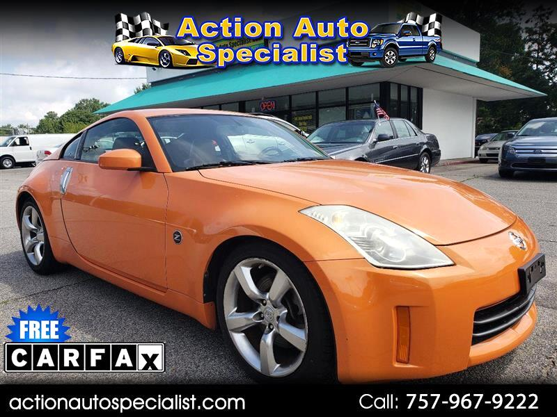 2007 Nissan 350Z Touring Coupe