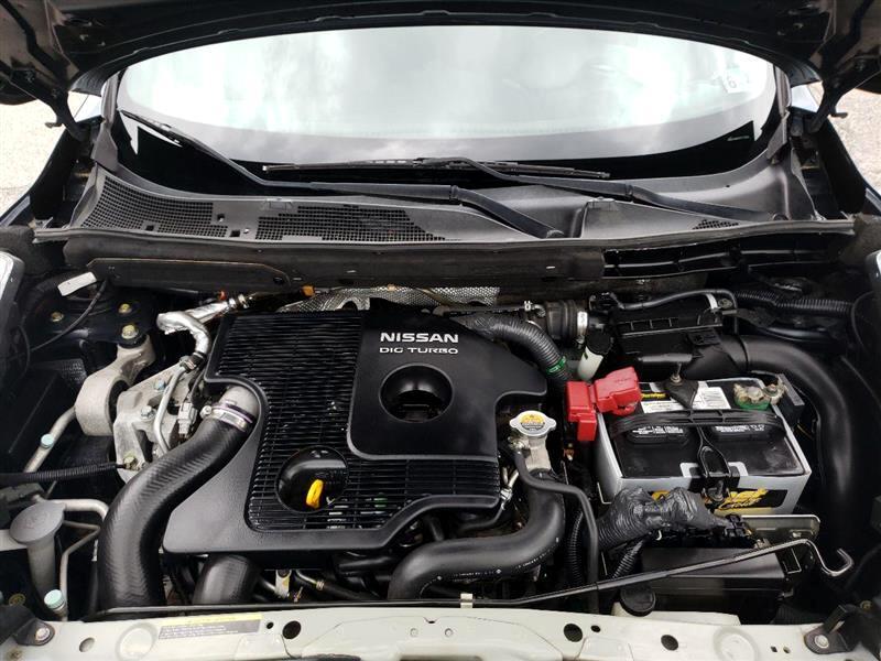 Nissan Juke S AWD 2012