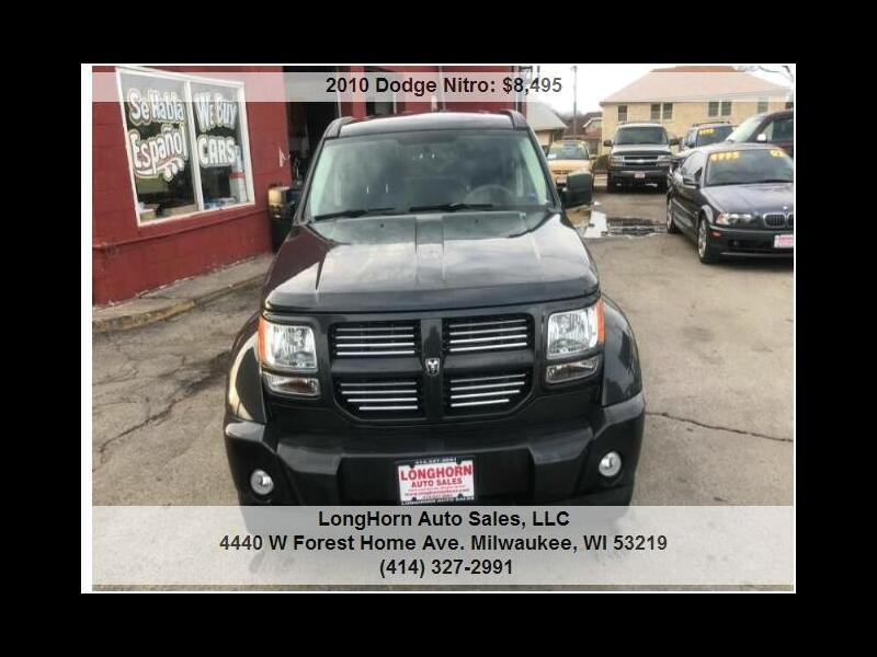 2010 Dodge Nitro Heat 4WD