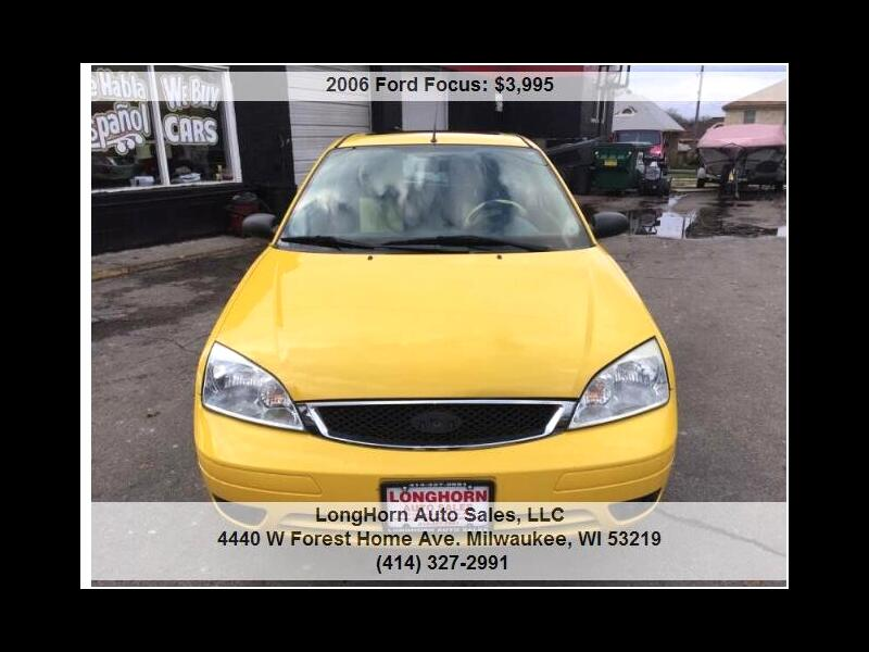 Ford Focus ZX3 SES 2006