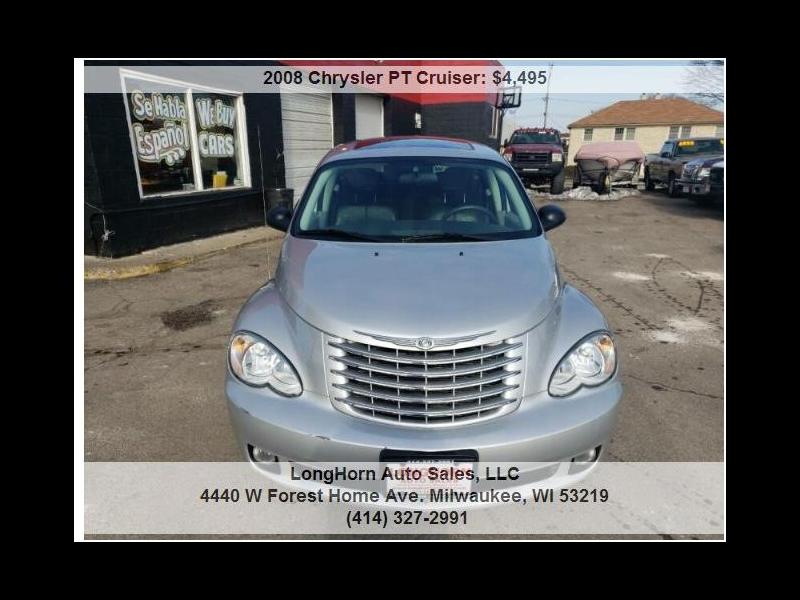Chrysler PT Cruiser Limited Edition 2008
