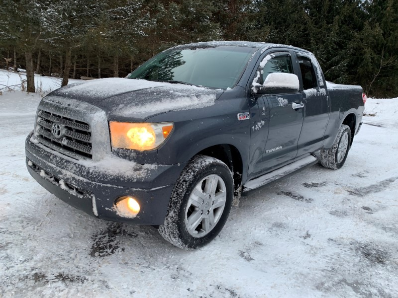 2007 Toyota Tundra Limited Double Cab 6AT 4WD