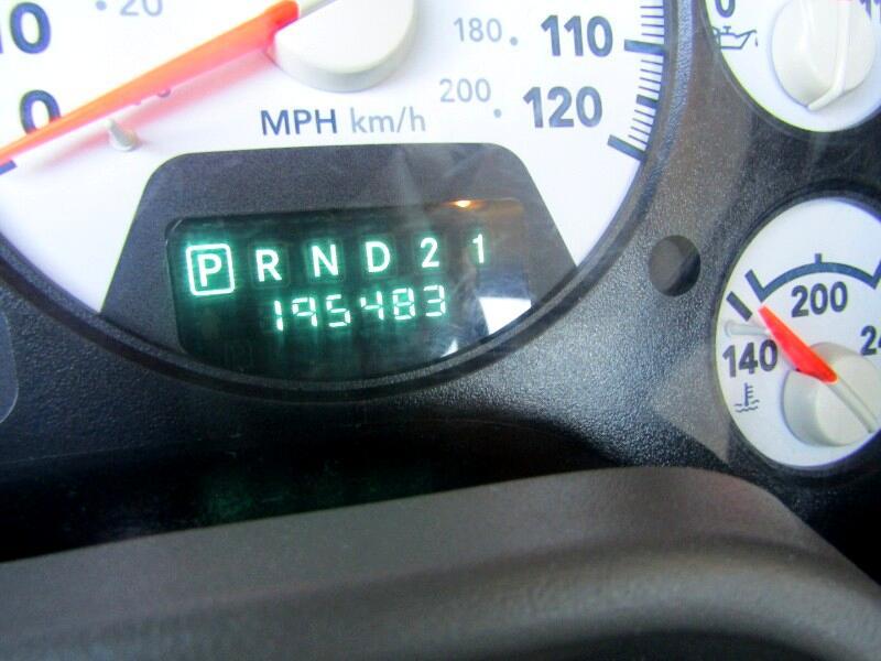 2006 Dodge Ram 2500 4WD Quad Cab 140.5