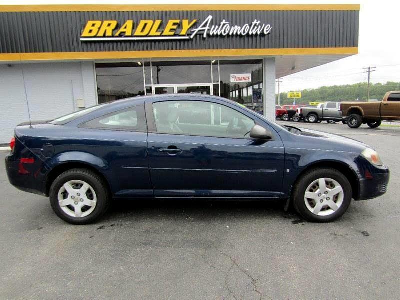 2008 Chevrolet Cobalt LS Coupe