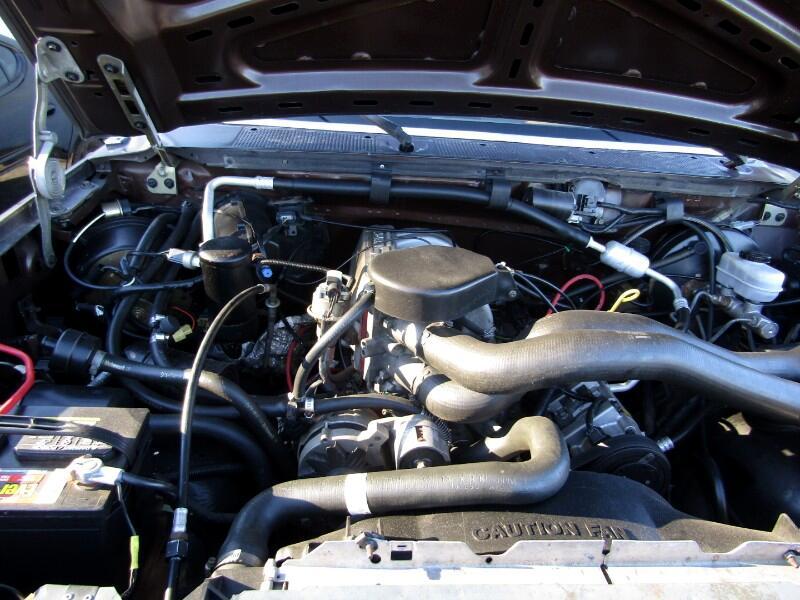 1989 Ford Bronco Custom