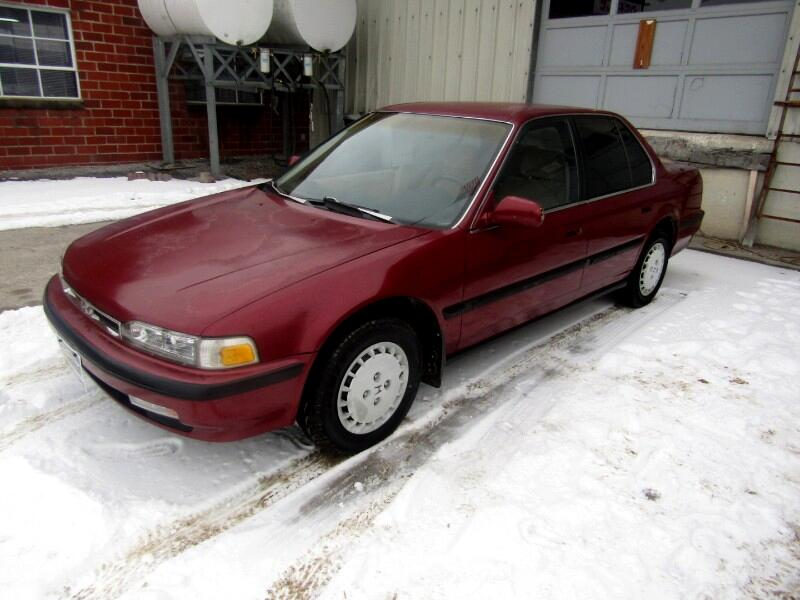 1991 Honda Accord LX sedan
