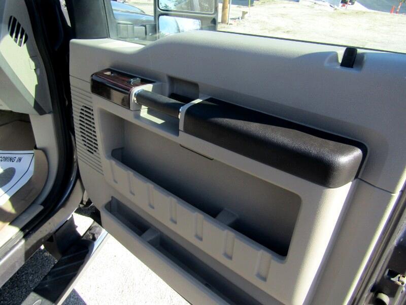 2008 Ford F-450 SD Lariat Crew Cab 4WD