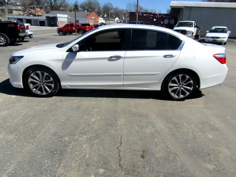 2013 Honda Accord Sport Sedan AT