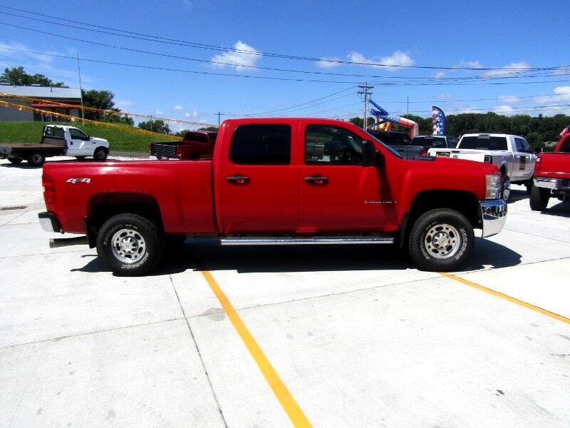 2009 Chevrolet Silverado 2500HD Work Truck Crew Cab Long Box 4WD