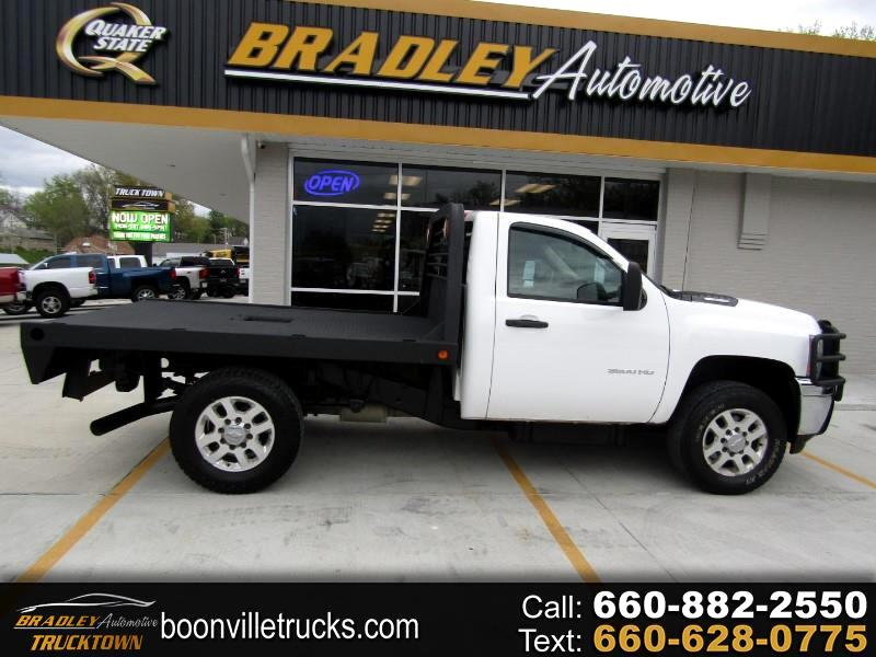 Chevrolet Silverado 3500HD LT Long Box 4WD 2014