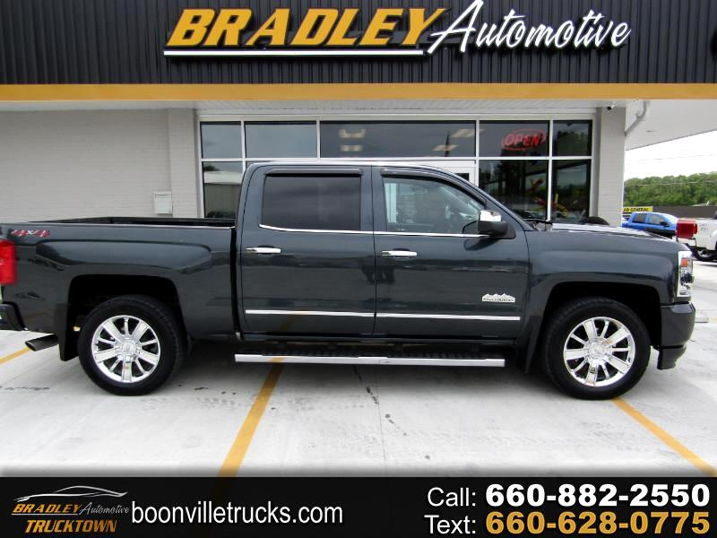Chevrolet Silverado 1500 High Country Crew Cab Long Box 4WD 2018