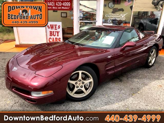 2003 Chevrolet Corvette Collector Edition