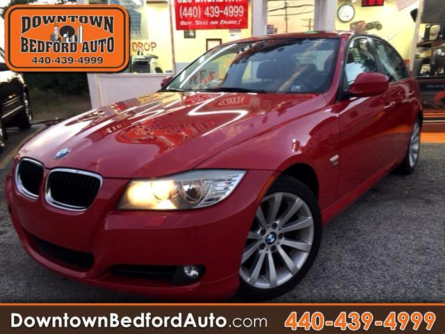2011 BMW 3-Series 328d xDrive Sedan