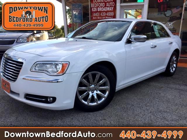 2012 Chrysler 300 4dr Sdn 300 Limited RWD