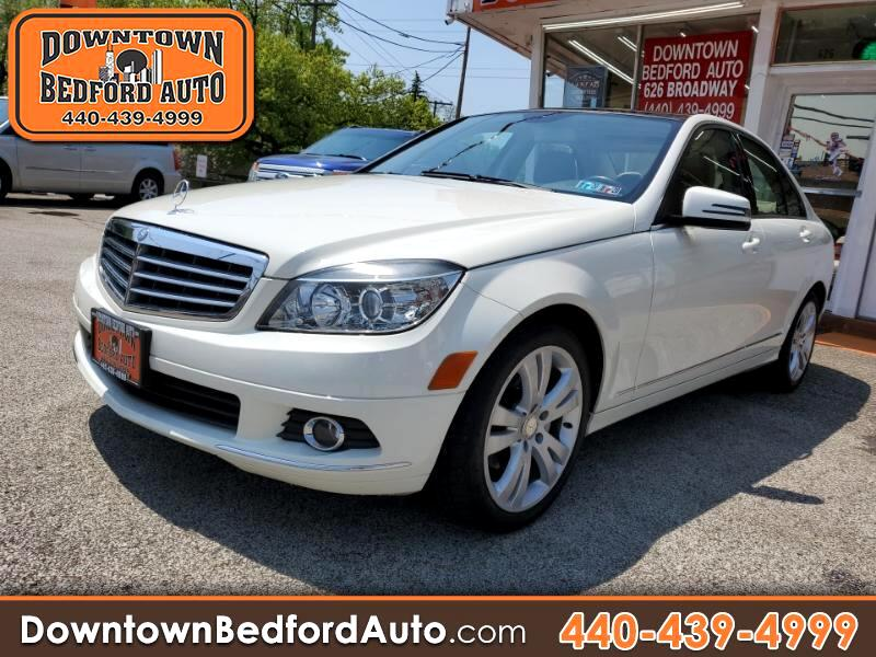 Used 2011 Mercedes-Benz C-Class C300 4MATIC Sport Sedan for