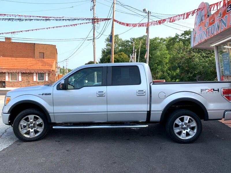 """Ford F-150 SuperCrew 150"""" FX4 4WD 2010"""