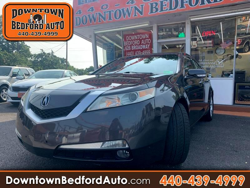 Acura TL 6-Speed AT with Advance Package 2009