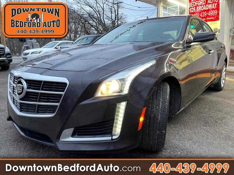 Cadillac CTS 2.0 Luxury 2014