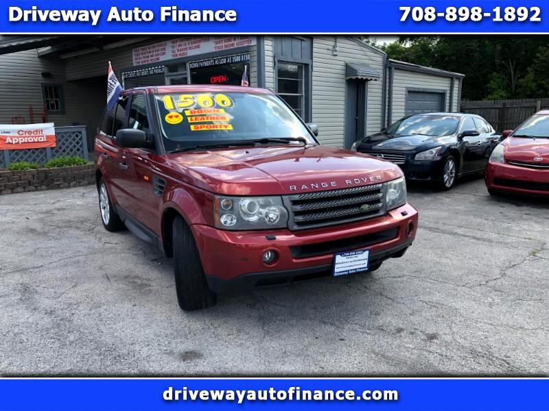 Used 2007 Land Rover Range Rover Sport for Sale in Chicago