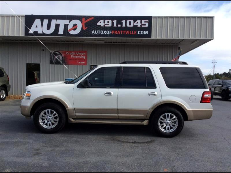 "2012 Ford Expedition 119"" WB XLT"