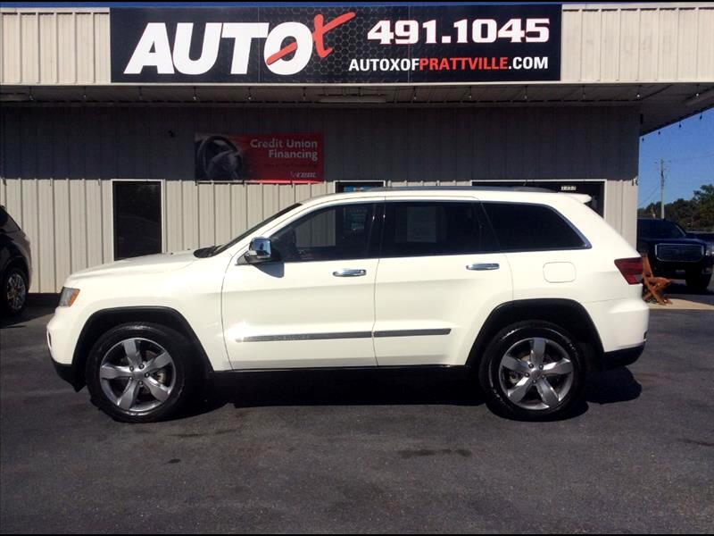 Jeep Grand Cherokee 2WD 4dr Overland 2012