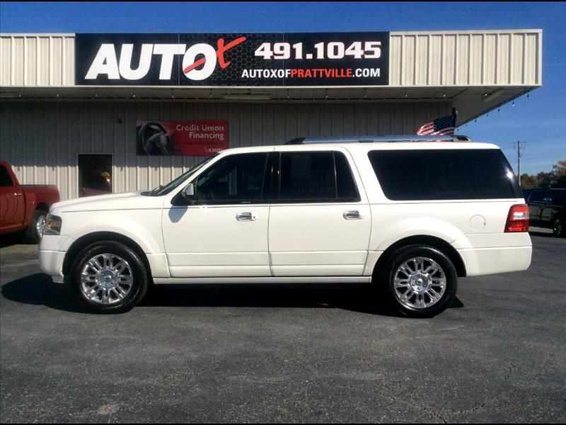 Ford Expedition EL Limited 2WD 2013