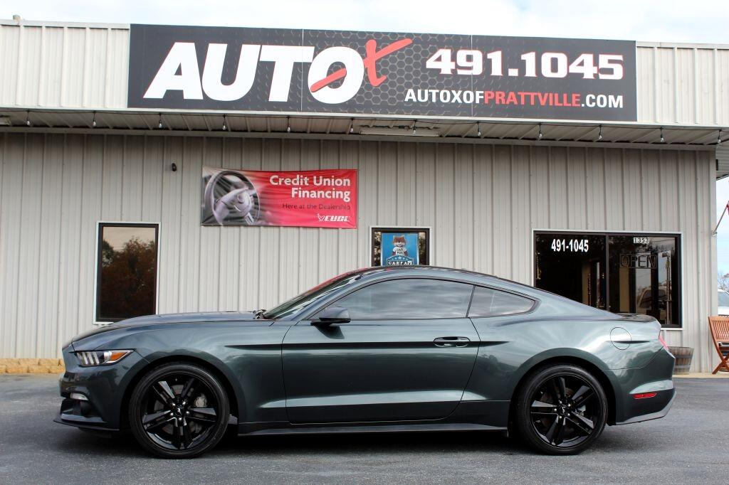 Ford Mustang 2dr Cpe Premium 2015