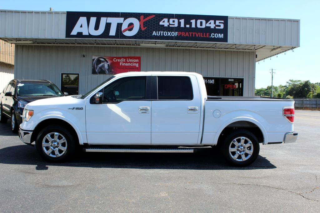 "Ford F-150 SuperCrew 139"" Lariat 2013"