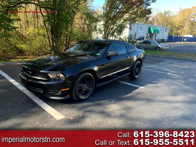 Ford Mustang 2dr Coupe 2011