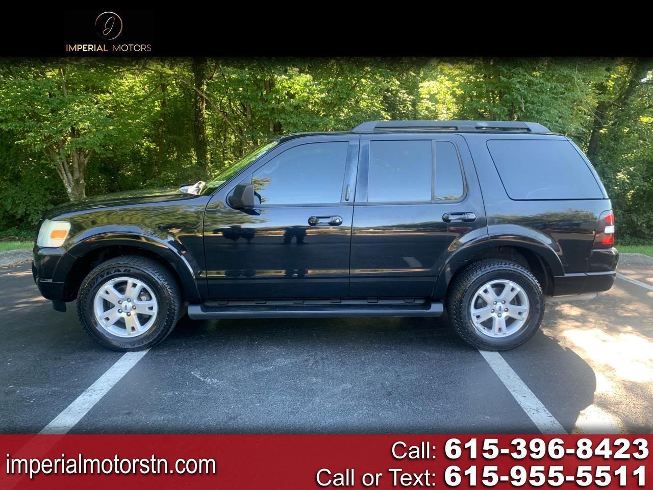 Ford Explorer XLT 4.0L 2WD 2009