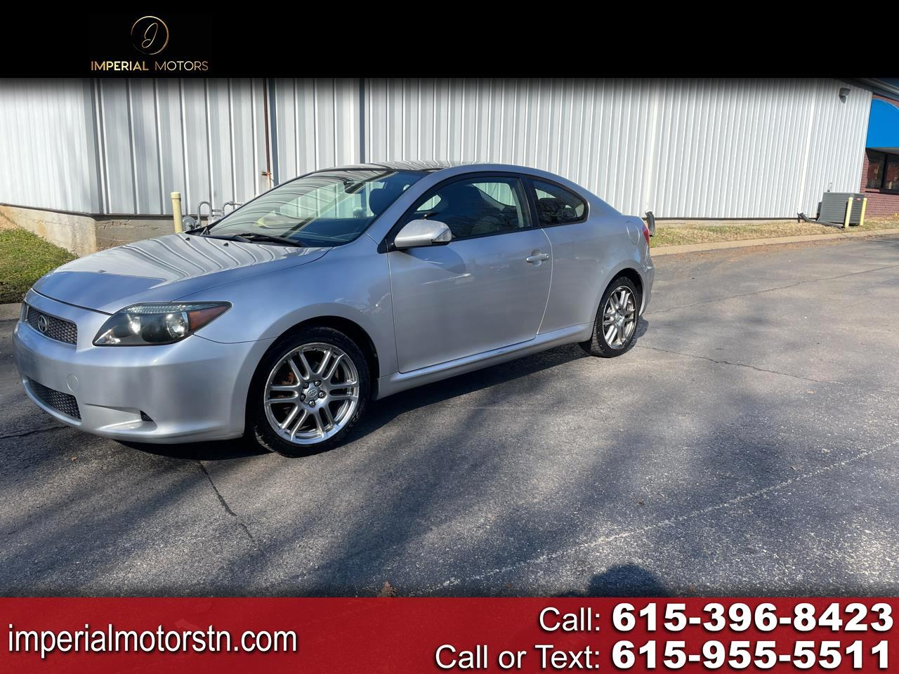 Scion tC Sport Coupe 2007