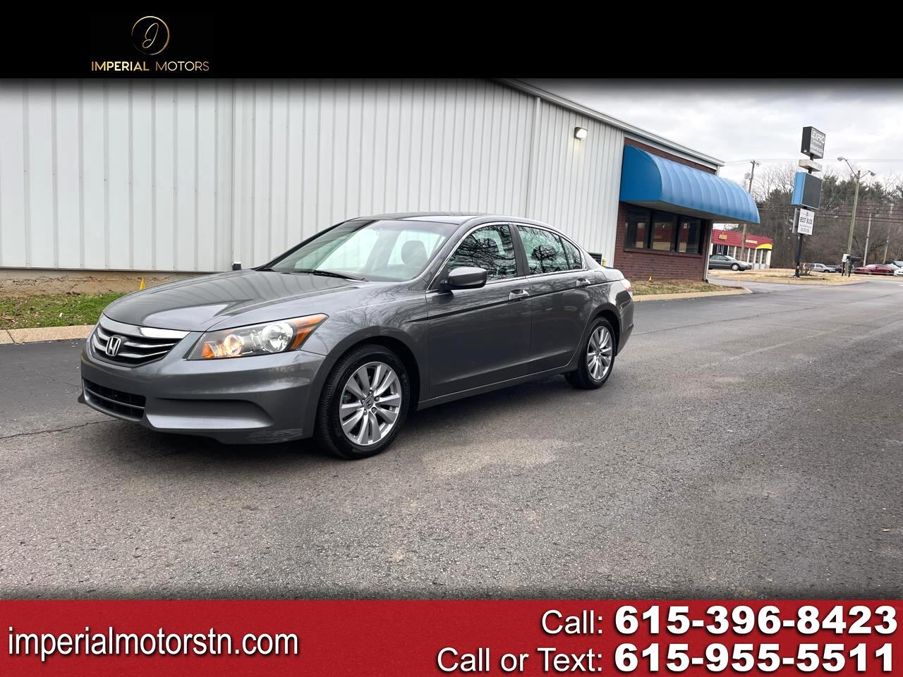Honda Accord EX-L Sedan AT 2011