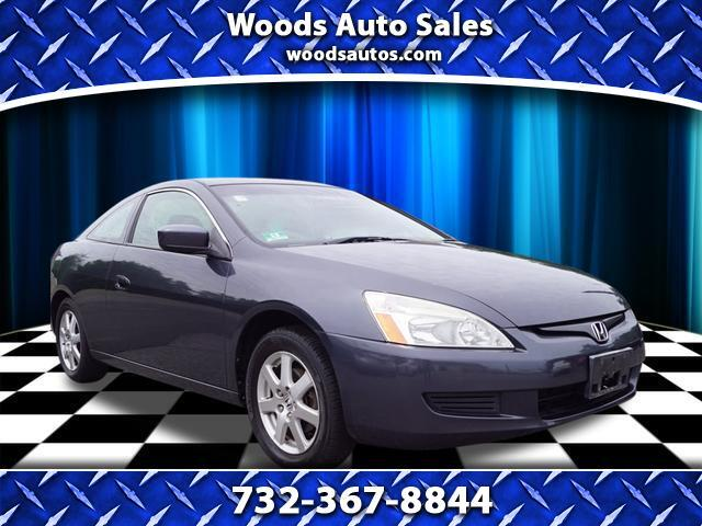 2005 Honda Accord SE Coupe V-6 AT