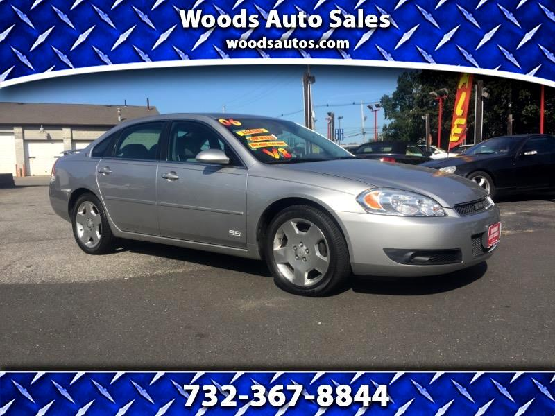 2006 Chevrolet Impala 4dr Sdn SS *Ltd Avail*